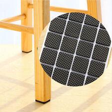 16Pc Furniture Tables Leg Chairs Anti Slip Self Adhesive Felt Pads Home Supplies