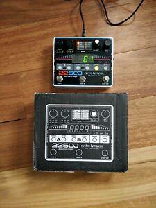 Electro-Harmonix 22500 (EHX 22500) Dual Stereo Looper Guitar Effects Pedal