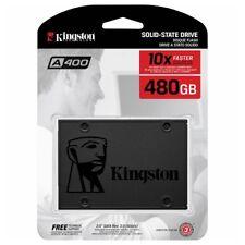 """SSD 480GB Kingston A400 Internal Solid State Drive Laptop Desktop SSD Drive 2.5"""""""