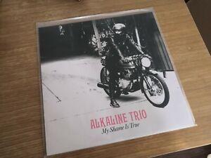 Alkaline Trio - My Shame Is True Black Vinyl Record LP