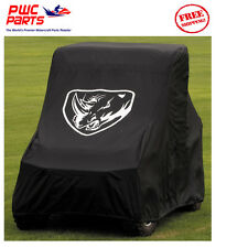 YAMAHA Rhino 700 660 450 Logo Black Outdoor UTV Storage Cover 5B4-F81A0-V0-00