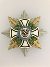 Imperial German/Germany WW1  Grand Cross Star of the Hohenzollern Order