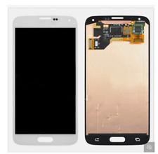 Pantalla táctil y pantalla LCD blanca para Samsung Galaxy s5 Mini G800F G800