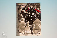 2013 Fleer Marvel Retro Thor Sketch Card Joel Gomez Base Card #45 Original 1/1