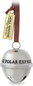 (The Polar Express Santa's Sleigh Bell, Metal) - Hallmark Keepsake Christmas