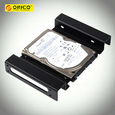 ORICO Aluminum Support SATA And IDE Port  5.25 In To 2.5/3.5 In Hard Drive Caddy