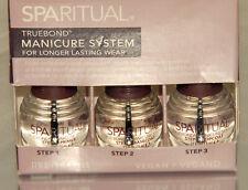 SpaRitual ~ TrueBond Manicure System - 3 Steps - Base Primer Top Coat *BRAND NEW