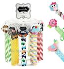 New Boutique Mud Pie Pacifier Pacy Clip Holder Baby Shower Gift Girl Boy Layette