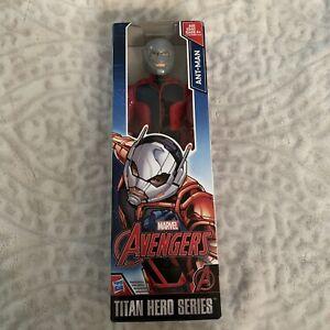 Marvel Avengers Titan Hero Series ANT-MAN Figure 2016, 4+, NEW