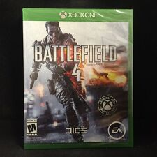 Battlefield 4 (Microsoft Xbox One, 2013) BRAND NEW / Region Free