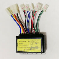12V 250W Brush Motor Speed Controller for Electric Scooter Bicycle E-Bike Parts