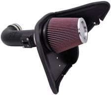 K&N PERFORMANCE AIRCHARGER COLD AIR INTAKE 2010-2015 CHEVY CAMARO 6.2L 63-3074