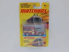 Matchbox Contemporary Diecast Fire Vehicles