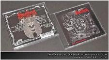 MERCILESS - The Awakening CD (OPCD087 : 1990/2017) *black tray*