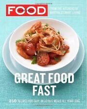 Everyday Food: Great Food Fast (Vintage),Martha Stewart Living Magazine