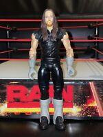 UNDERTAKER CLASSIC RARE WWE Mattel figure BASIC THEN NOW FOREVER Wrestling