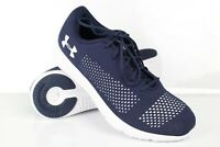 Under Armour Men's Rapid Running Shoes Size 9 Blue/White 1297445 410