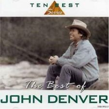 JOHN DENVER      -       THE BEST OF             -     NEW CD