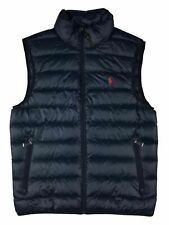 Nuevo con etiquetas Ralph Lauren Para hombres Chaqueta De Plumón Empacable Puffer Vest