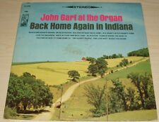 JOHN GART AT THE ORGAN  BACK HOME AGAIN IN INDIANA ALBUM 1966 KAPP KS-3498