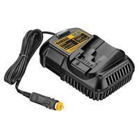 DEWALT 12V/20V MAX Multi-Voltage Li-Ion Vehicle Charger DCB119 New