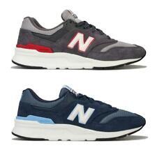 Para Hombre New Balance 997H Con Cordones Acolchado Zapatillas Running