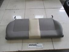 SCHIENALE SEDILE POSTERIORE FIAT 600 1.1 B 5M 3P 40KW (2008) RICAMBIO USATO DA R