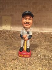Reggie Jackson SAM bobblehead nodder NY Yankees