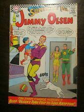 SUPERMAN'S PAL JIMMY OLSEN #101 VG+ VERY GOOD+ DC COMICS 1966