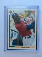 1991 Upper Deck Michael Jordan SP Chicago White Sox #SP1 Baseball Card