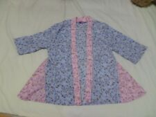 F&F Girls Floral Print Kimono Top Size 9-10 Years