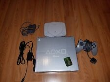 Sony Playstation PSOne Slim Edition Console (SCPH-101) w/Box &Controller