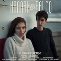 HANNAH & FALCO - BLIND FOR THE MOMENT   CD NEW!