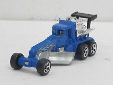 Street Cleaver in blau mit Dekorstreifen, ohne OVP, Hot Wheels, 1:64