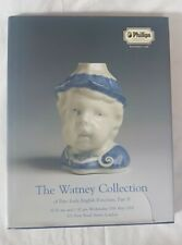 PHILLIPS CATALOGUE THE WATNEY COLLECTION PT2 EARLY ENGLISH PORCELAIN MY00 +