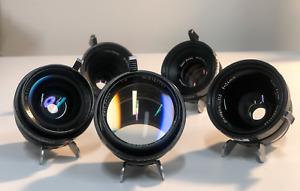 ZEISS STANDARD SPEED 16, 24, 32, 50, 85 ARRI Standard 35mm