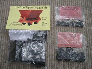 Binnie Hudson Tipper Kit + Extras SM32 Garden Railway Roundhouse Accucraft 16mm