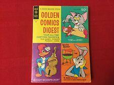 Golden Comics Digest #1 Tom & Jerry, Bugs Bunny, Woody Woodpecker 1969 Gold Key