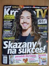 KROPKA TV 21/2017 MICHAL SZPAK,The Muppet Show,Salvador Sobral,Kasia Mos