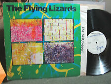 The Flying Lizards Self Titled s/t VA13137 Virgin Lp 1979 PROMO arty new wave !!