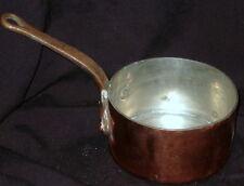 French vintage copper pan 2.5mm proffessional. a.simon paris