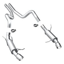 """2011-2012 Ford Mustang V8 5.0L Magnaflow 3"""" Cat-Back Dual Exhaust 15590"""
