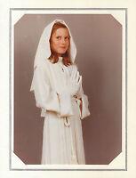 Photo ancienne de  communion No 10