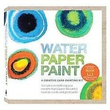 Water Paper Paint: A Creative Card-Painting Kit, Jones, Heather Smith, Very Good