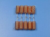 10pcs 433MHz 10W 50Ω Copper Spring Antenna 433MHz Helical antenna 10mm Length