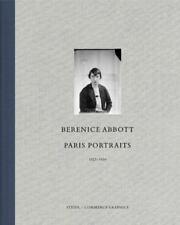 Berenice Abbott: Paris Portraits 1925-1930 (Hardback or Cased Book)