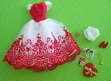 Holiday Hostess Cupid Kisses Barbie Doll Fashion