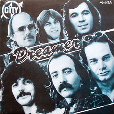 "CITY, ""Dreamer"" / AMIGA Vinyl 1980"