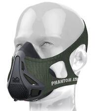 Phantom Training Mask Workout High Altitude Elevation Stimulation +Carrying Case