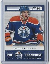 2013-14 TAYLOR HALL SCORE THE FRANCHISE #TF-11